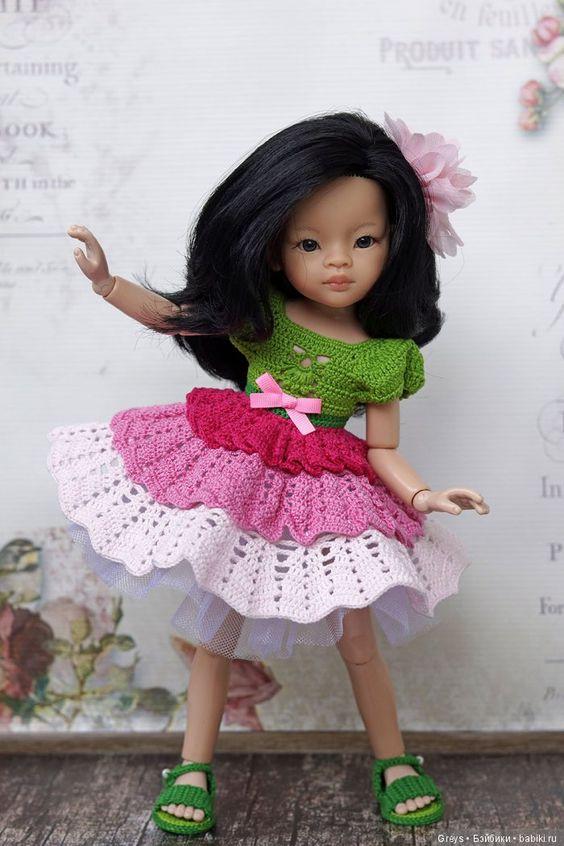 Великолепная семерка, или небольшой фотоотчет по итогам первого куклогода / Paola Reina, Antonio Juan и другие испанские куклы / Бэйбики. Куклы фото. Одежда для кукол