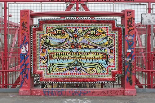 In this episode of Monday Inspiration series we are presenting a tribute to street art and graffiti — over 50 examples of beautiful and impressive graffiti artworks. Hopefully everybody will find some inspiration at least in some of the works showcased below. Feel free to explore the works of artists by following the links to their sites.