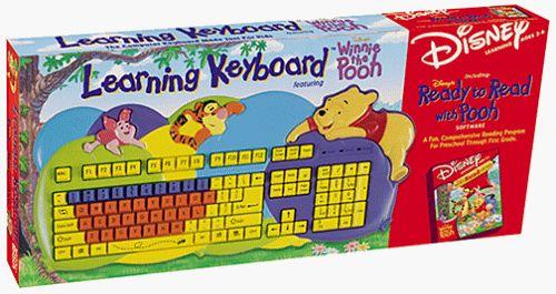 KB Gear Learning Keyboard Featuring Disney's Winnie the P... http://www.amazon.com/dp/B00002NDR2/ref=cm_sw_r_pi_dp_OJLpxb14AXX3T