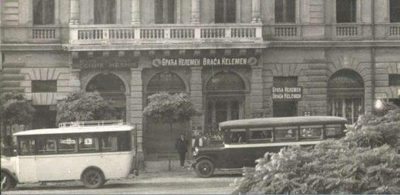 #Petrovgrad 1937 - #Buses #oldZrenjanin #nagybecskerek  http://old-zrenjanin.blogspot.rs/2016/03/petrovgrad-1937-buses.html