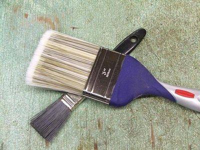 Painting Kitchen Tile