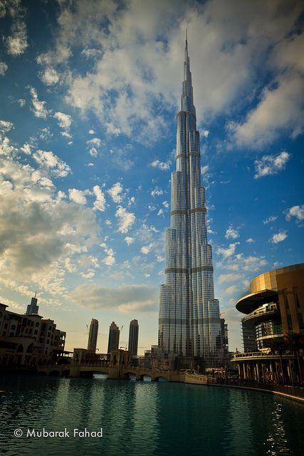 Burj Khalifa, Dubai #travelnewhorizons