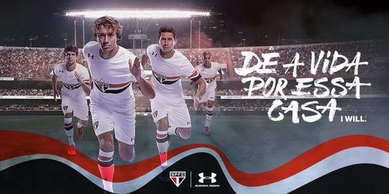 Ceci est le nouveau Maillot de foot Sao Paulo pas cher pour la saison 2016/2017;: