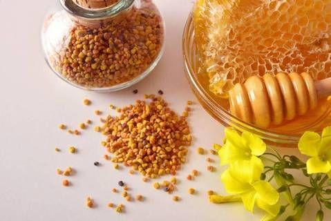 غذاء ملكات النحل حبوب