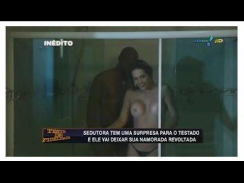 Teste de Fidelidade com a Sedutora Gabi Cardoso em HD
