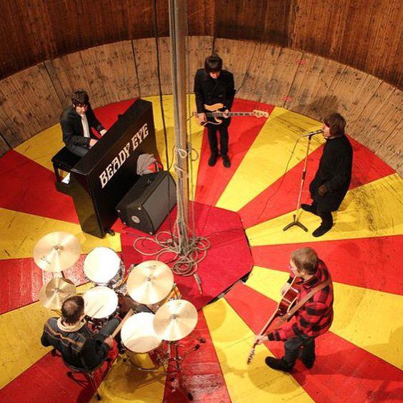 Georgi Chase — On February 21st 2011, Beady Eye released The...