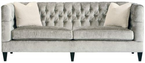 Loveseat Bernhardt In 2020 With Images Contemporary Furniture Stores Chic Sofa Sofa