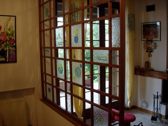 Risultati immagini per parete divisoria prefabbricata in - Parete divisoria in vetro ...