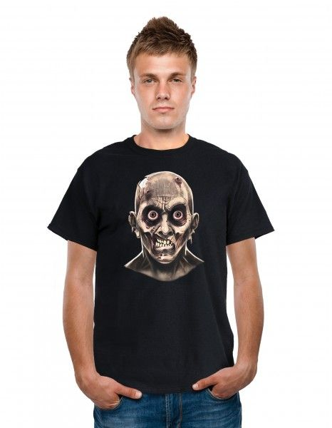 Digital T-Shirt App T-Shirt DigitalDudz T-Shirt Zombieshirt