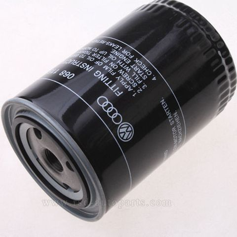 Filtro de aceite Mann-Filter W 1022