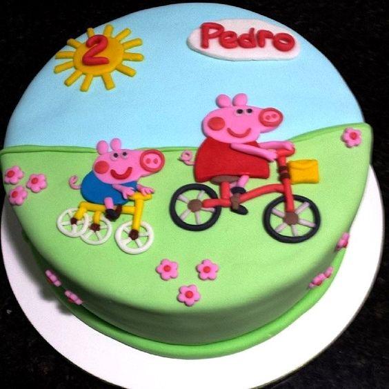 Peppas cake
