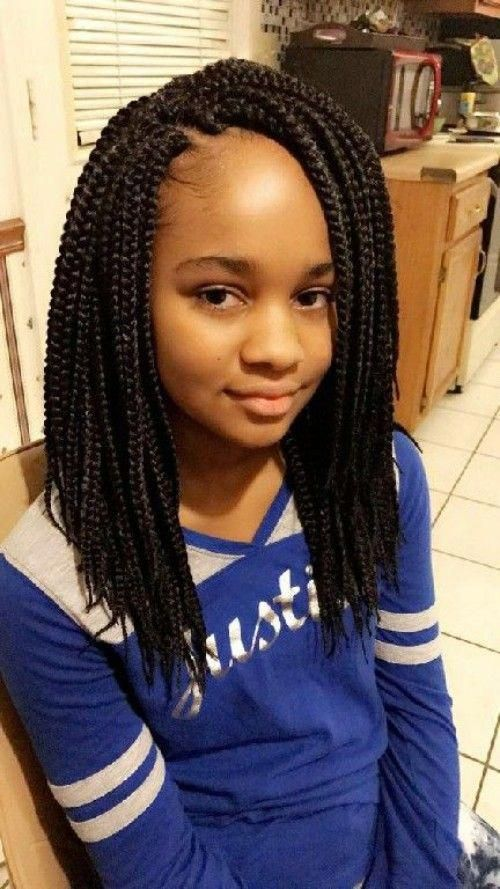 Little Black Girls 40 Braided Hairstyles Little Black Girls