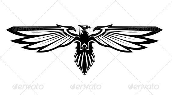 How To Choose The Perfect Design For Your Tattoo Heraldry Design Eagle Tattoos Heraldry