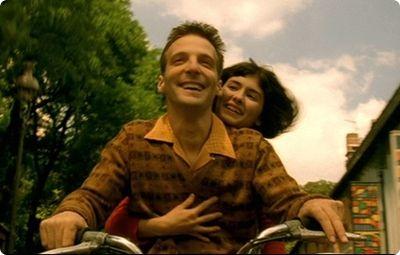 """""""Quando chega a hora, precisa saltar sem hesitar"""" - O fabuloso destino de Amélie Poulain"""