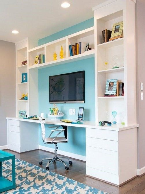 Craft Room Ideas On A Budget Diy Small Spaces Home Office 23 Home Office Cabinets Office Cabinet Design Home Office Decor
