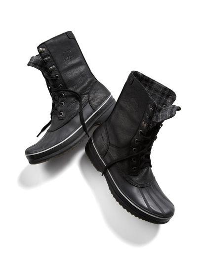 The North Face Men's Snow Boots | Clobber | Pinterest | Fashion ...