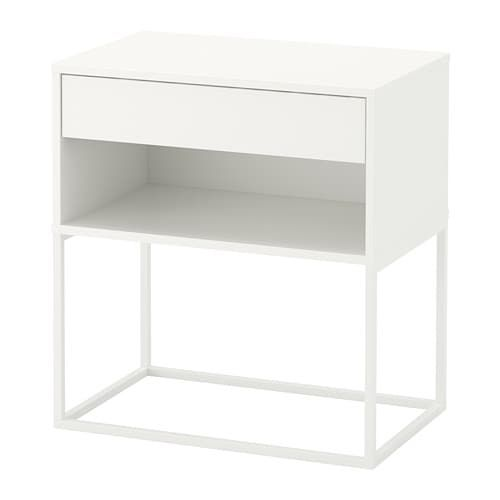 Liatorp Table D Appoint Blanc Verre Table D Appoint Ikea