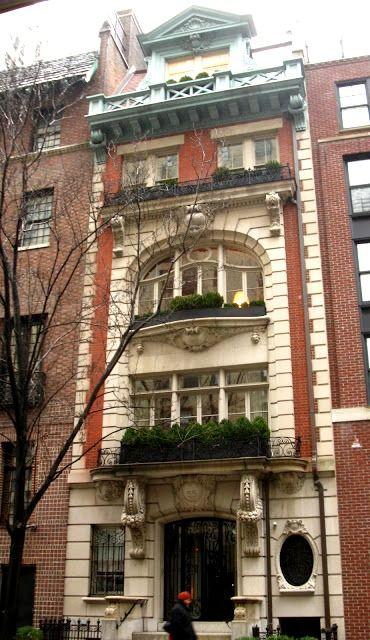 Hamilton Fish House -- No. 55 East 77th Street
