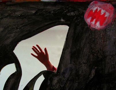 "Check out new work on my @Behance portfolio: ""Hunger"" http://on.be.net/14ZEomL"