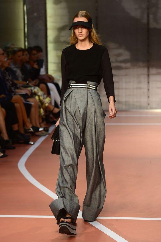 Marni Semana de la moda Milán Primavera 2014 Revista Ellas