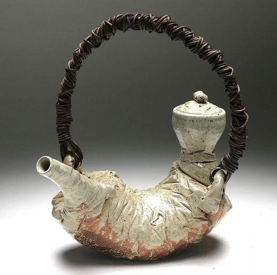 wow! ceramic teapot