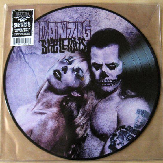 Danzig - Skeletons (Picture Disc LP)