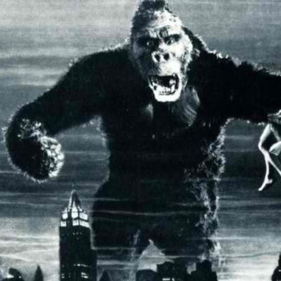 #KingKong #movie #ape