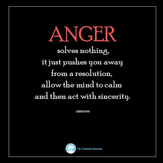 Anger Issues Quotes: #Anger Leads In Creating #problems. It Can Ruin