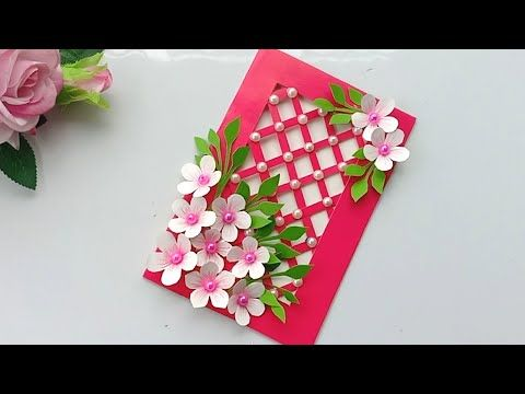 Beautiful Handmade Happy New Year 2020 Card Idea Diy Greeting