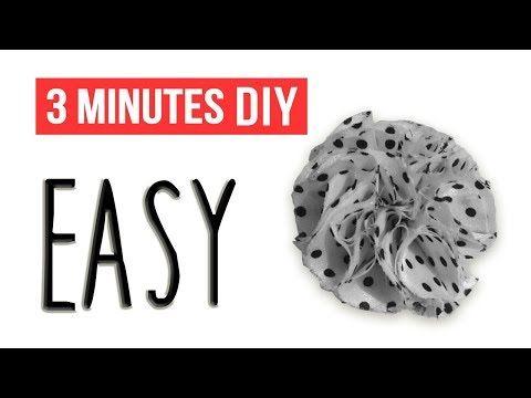 How To Make Men S Wear Lapel Flowers For Lapel Pins Diy Youtube Brooch Diy Lapel Pins Diy Diy
