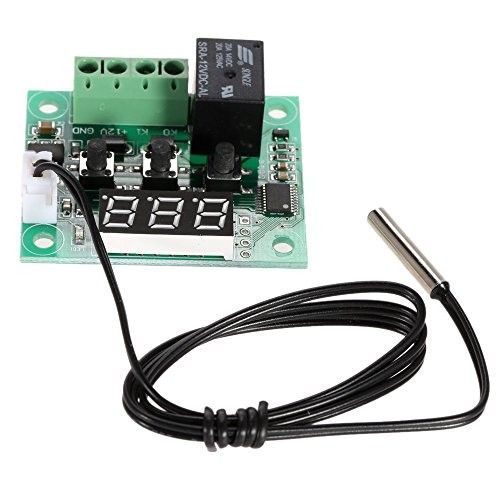 W1209 Temperature Controller Thermostat Temperature Digital Thermostat Temperatures