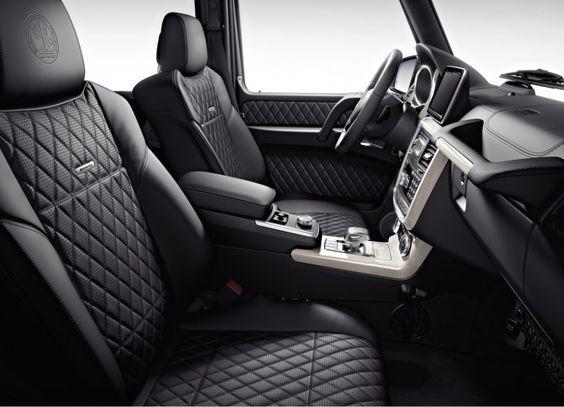 mercedes benz g65 amg v12 biturbo interior - G Wagon Matte Black Interior