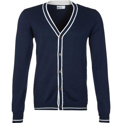 Strickjacke mit V-Ausschnitt ab 34,95€ ♥ Hier kaufen: http://stylefru.it/s710471 #PierOne # Strickjacke