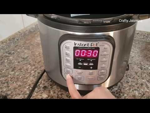 طريقة استخدام طنجرة الضغط الكهربائيه Instant Pot Youtube Soup Broth Rice Cooker Cooking