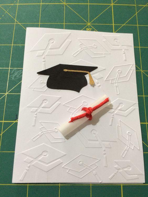 Carpeta de impresi n darice y birrete dise o de silhouette - Cola para papel ...