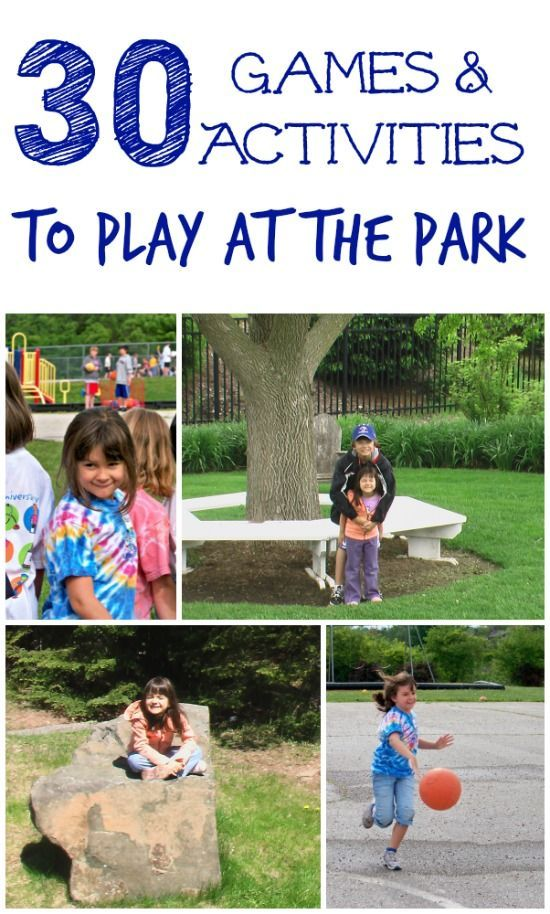Outdoor, Activities and The park on Pinterest