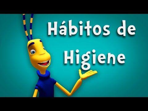 Hábitos De Higiene Youtube Habitos De Higiene Habitos De Higiene Personal Vida Saludable Para Niños