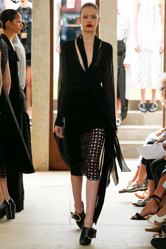 Giuliana Romanno, Look #5