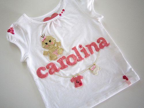 ♥♥♥ Para a Carolina usar no dia do seu aniversario...