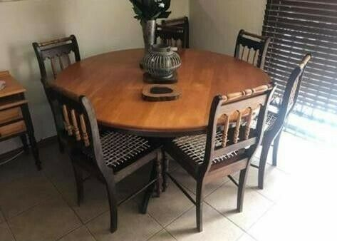 Dining Room Set Other Gumtree Classifieds South Africa 440541183 Dutch Furniture Dining Room Sets Moving House