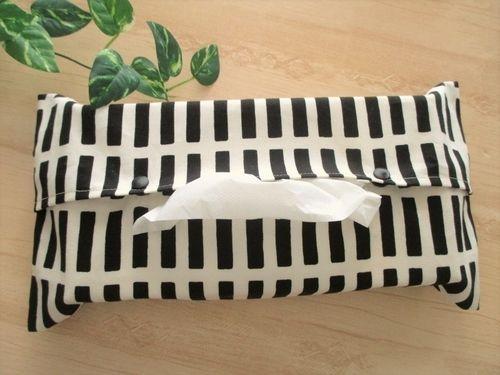 簡単 ボックスティッシュケース作り方の作り方 ソーイング 編み物 手芸 ソーイング ハンドメイド アトリエ ティッシュケース 作り方 ボックスティッシュケース ティッシュケース 手作り