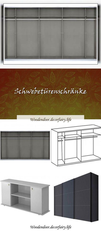 2 Door Wardrobesfresh To Go Level Fresh To Go Sliding Door Cabinet Fresh To Gosideboardshammerbacher Sideboard Savona Gray 3 She In 2020 Oak Interior Doors Wooden Doors