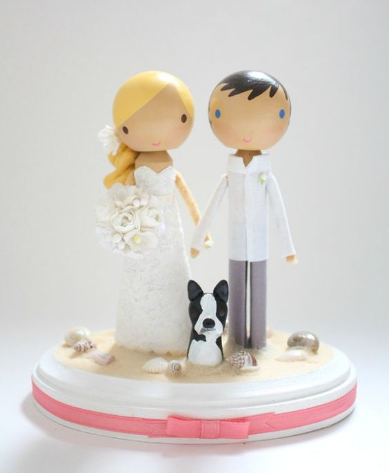 buy wedding cake toppers online custom wedding cake topper order for lacbc5 12284