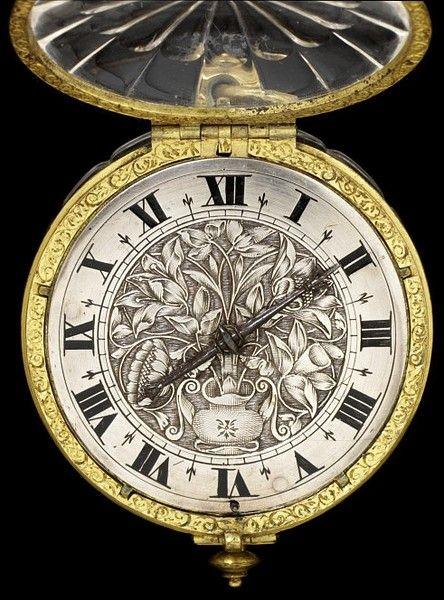 ~ beautiful antique watch