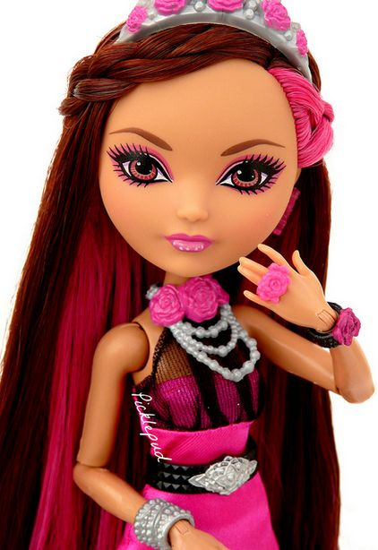 Ever after high, Ever after and Beauty on Pinterest Ever After High Dolls Briar Beauty Thronecoming