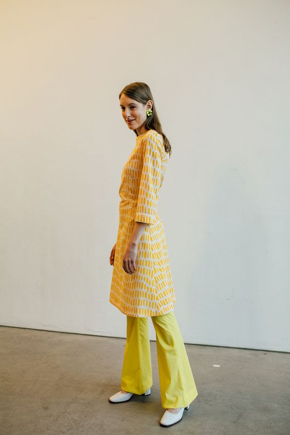 Tibi and Mansur Gavirel's Fall 2018 Clothes Were So Relaxed