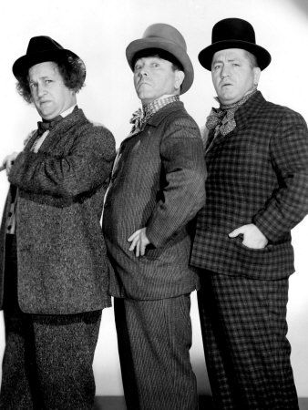 Three Stooges photographs   Three Stooges Pictures