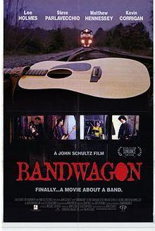 Bandwagon. Lee Frederick Holmes, Kevin Corrigan, Steve Parlavecchio, Matthew Hennessey. Directed by John Schultz. 1996