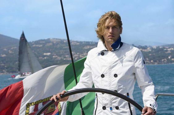 Gaastra Yacht Fashion - Men's Jacket