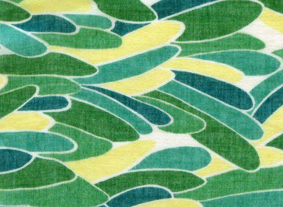 Sonia Delaunay, (textile) Design 1044, 1930-31  via the Cooper-Hewitt